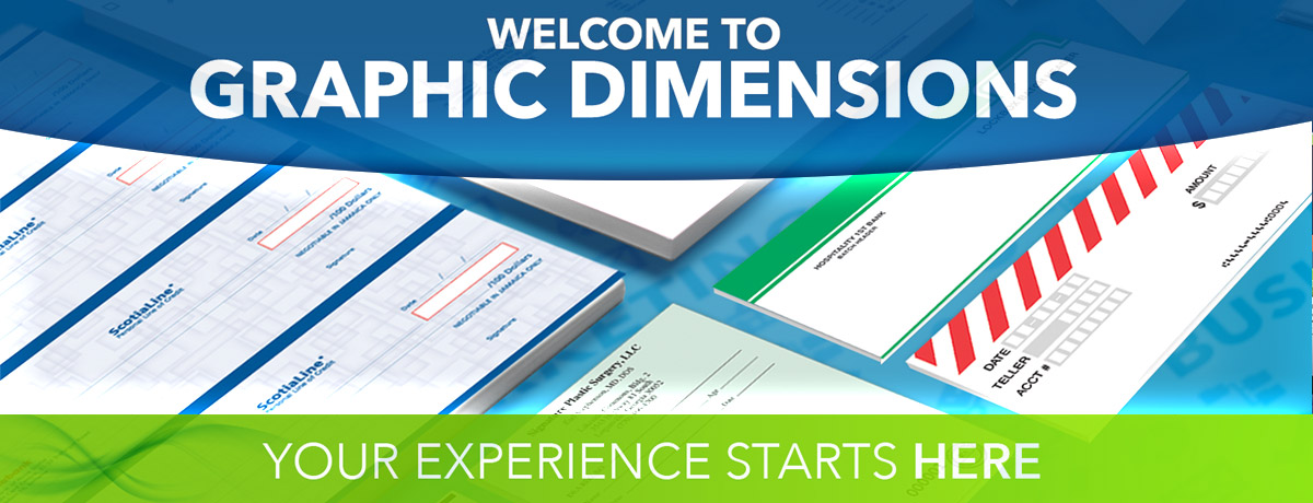 Welcome to Graphic Dimensions